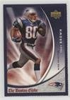 Troy Brown (Football Card) 2006 Upper Deck Boston Globe New England Patriots - [Base] #26