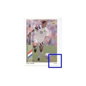 1994 Upper Deck World Cup 'Fuji Film' Soccer Card Complete 20 Card Set by 2014 World Cup