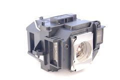 Replacement Lamp Module for Epson ELPLP56 V13H010L56 Projectors (Includes Lamp and Housing)