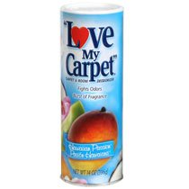 12 Pack - Love My Carpet Hawaiian Passion 2-in-1 Carpet & Room Deodorizer, 14 oz.