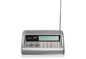 RadioShack® PRO-405 200-Channel Desktop Radio Scanner by RadioShack