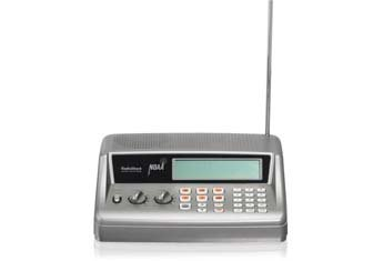 RadioShack® PRO-405 200-Channel Desktop Radio Scanner