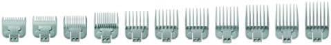 Andis 11delige SnapOn Blade Attachment Kam Set 01401 kg