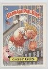 Gassy Gus (Trading Card) 1986 Topps Garbage Pail Kids Series 5 - [Base] #199b by Topps Garbage Pail Kids Series 5