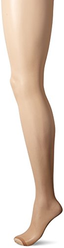 Control Top Sheer Ultra EF Reflections Silk Buff Toeless Hanes Pantyhose tXqYvxX