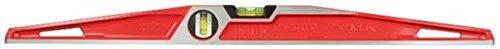 Stanley FatMax Wasserwaage Antichoc MLH, 40cm Länge, ergonomisches Design, horizontale/vertikale Libelle, 1-42-312