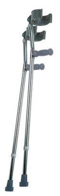 Forearm Crutch Size: Small