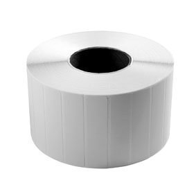 Wasp 633808402785 Direct Thermal Paper Label for Wpl305 Printer, 4