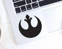 HVD-Star Wars Sticker Decal Rebel Alliance Car Window Wall Macbook Notebook Laptop Sticker Decal