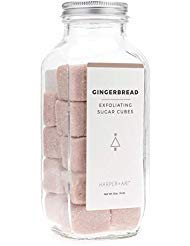 Harper + Ari Exfoliating Sugar Cubes -- Limited Edition Holiday Scrub Collection (16 oz) Gingerbread