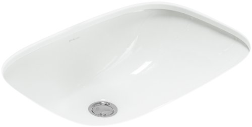 (STERLING 442007-U-0 Stinson Undercounter Lavatory, White)
