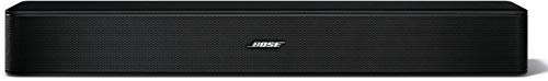 Bose Solo 5 TV Soundbar Sound System Sleek Slim Design Bluetooth Connectivity, Black (Renewed) (Bose Sound Bar For Tv)