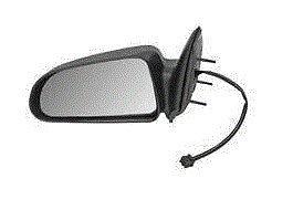04 05 06 07 08 09 Dodge Durango Driver Door Mirror Power Black Textured Without Heat NEW 55077399AE CH1320241 (Dodge Durango Mirror Lh Driver)
