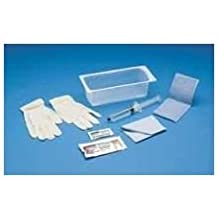 BARDIA Foley Insertion Tray without Catheter - PVP Swabs