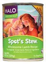 Spot's Stew Halo, Purely for Pets, Lamb Recipe Canned Dog Formula