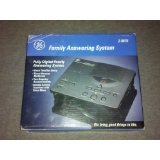 Ge Digital Family Answering System 29876