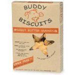 Madness Butter Peanut Buddy (Cloud Star Buddy Biscuits for Dogs, Peanut Butter Madness (16 Ounces) by Cloud Star)