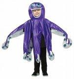Rasta Imposta Octopus Costume, (Children's Octopus Costume)
