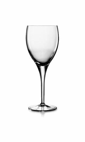 Luigi Bormioli Set of 4 Michelangelo Masterpiece Wine Glasses, 11.5-Oz. ()