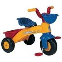 INJUSA Triciclo Trico MAX Amarillo y Azul