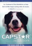 CAPSTAR Green for Dogs over 25 lbs(6 tablets), My Pet Supplies