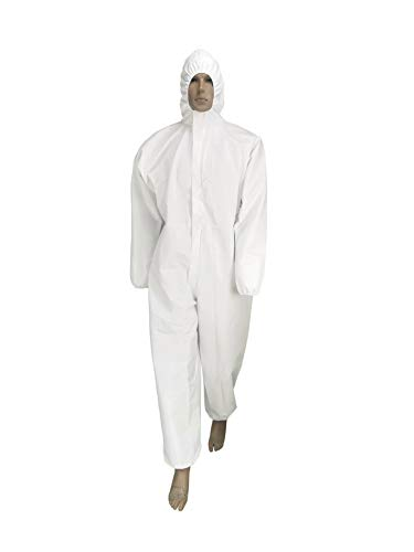 Disposable Isolation Coveralls – L