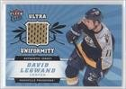 david-legwand-hockey-card-2006-07-fleer-ultra-uniformity-u-dl