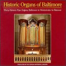 Historic Organs of Baltimore / Various by Vater