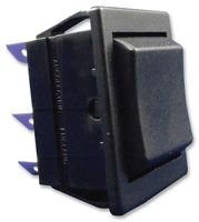 ON ROCKER -OFF- DPDT, SWITCH C1572AAAAA By ARCOLECTRIC ON