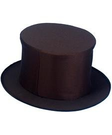 Collapsible Top Hat (Collapsible Top Hat Black Adult)