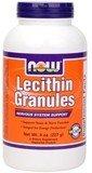 Lecithin Granules Non-GMO Mega Pack, 10 lb, NOW Foods