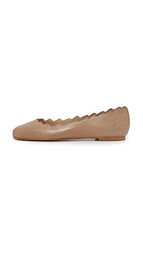 Nude Classic Color Sam Edelman Carne Mujer Francis Ballet Leather Flat q8Ogq