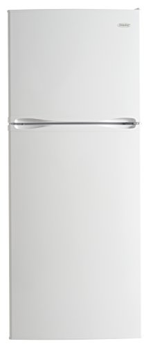 Danby DFF123C1WDB Frost-Free Refrigerator with Top-Mount Freezer, 12.3 Cubic Feet, White