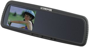 AUDIOVOX RVMPKG1 Rearview Mirror With LCD