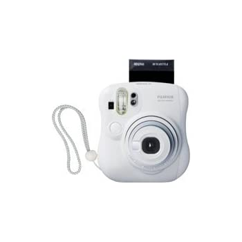 Amazon.com : Fujifilm Instax MINI 25 Instant Film Camera, White ...