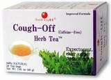 Health King Cough-Off Herb Tea 20 Tea (Cough Off Tea)