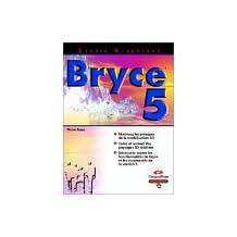 Bryce 5 studio graphique