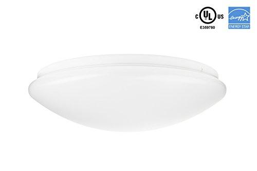 Hyperikon LED Flush Mount Ceiling Light, 12