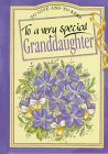 To a Very Special Granddaughter, Pam Brown, 1850154376