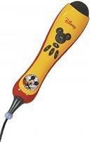 (Memorex Mickey Karaoke Microphone with 25 Built in Songs)