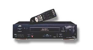JVC HR-S4500U VCR 4-Head S-Video In/Out