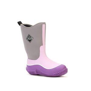 Muck Boot Kids' Hale Pullon, Purple/Lavender, 6 M US Big Kid