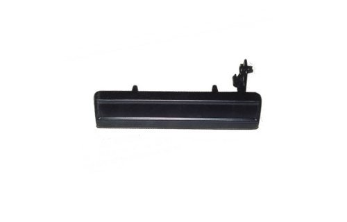 Black Outside Front Driver Side Replacement Door Handle