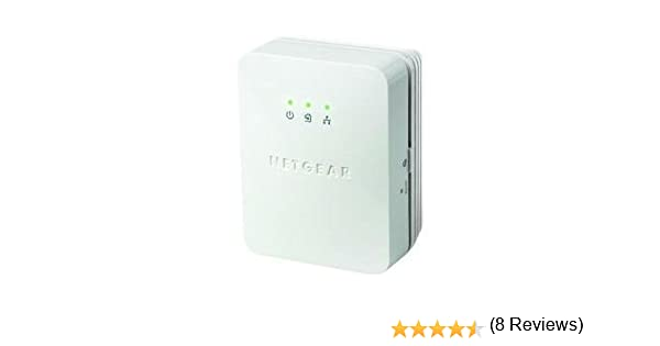 Netgear Powerline AV 200 Adapter XAV2001 Accesorio de red Al/ámbrico, Ethernet, 200 Mbit//s, 10//100 Mbps, 86 mm, 67 mm Color blanco