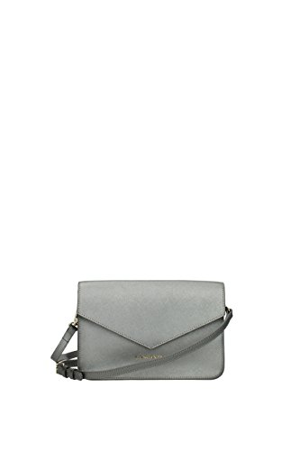 Leather Women Lancaster Silver Bag Crossbody 52708 vqzRpR