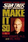 Make It So, Wess Robertson and William C. Ross, 0671520970