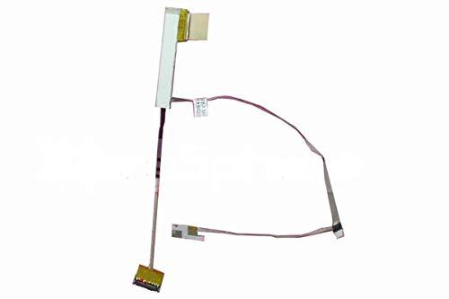 (Compatible for Lenovo IBM ThinkPad X130E E120 E125 04W3615 DDFL9BLC050 LCD Screen Display Cable)