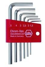Screwdrivers, Nut Drivers Socket Drivers Hex L-Key Short Arm Nickel (Mm 6pc Screwdriver)