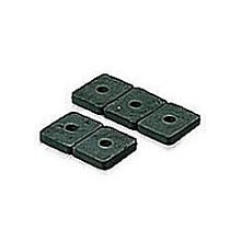 1 Rectangle Ceramic Magnets (5-Pack) (5 Rectangle Magnet)