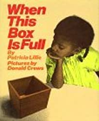 By Patricia Lillie - When This Box is Full (1993-10-16) [Hardcover]